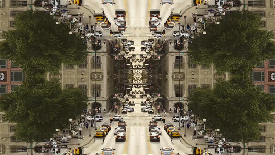 Mirror City Timelapse by Michael Shainblum 2