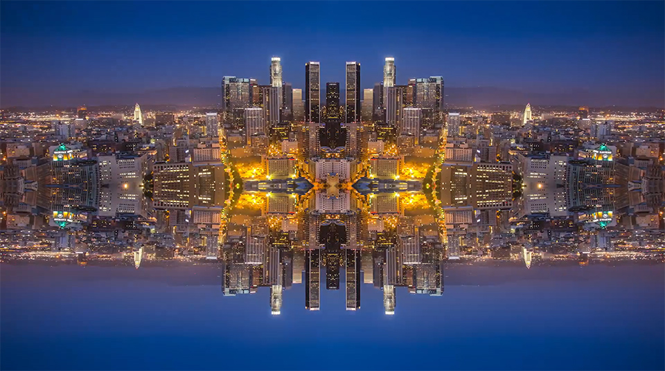 Mirror City Timelapse by Michael Shainblum 4