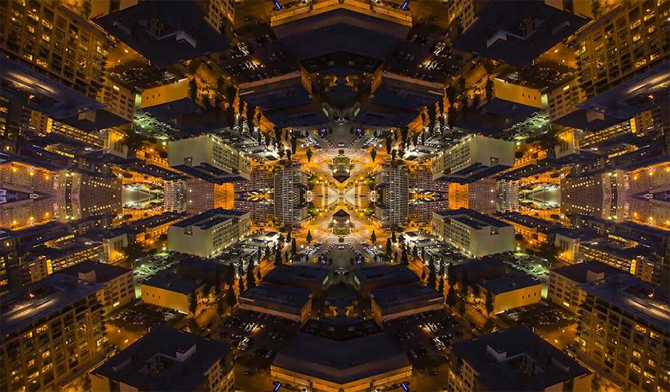 Mirror City Timelapse by Michael Shainblum 5