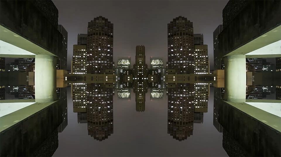 Mirror City Timelapse by Michael Shainblum 6