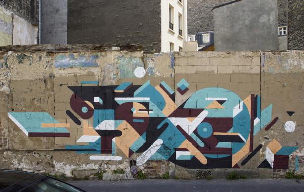 Neli0 - Modern French Graffiti 1
