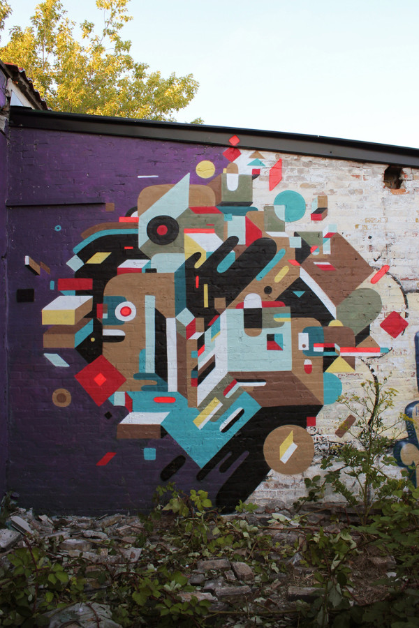 Neli0 - Modern French Graffiti 12