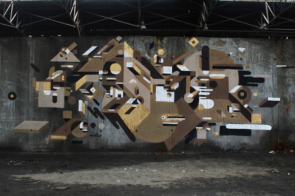 Neli0 Modern French Graffiti 4 600x399 Neli0   Modern French Graffiti