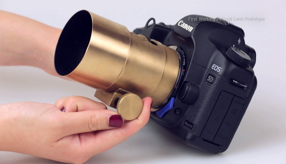 Petzval Lens by Lomography 6
