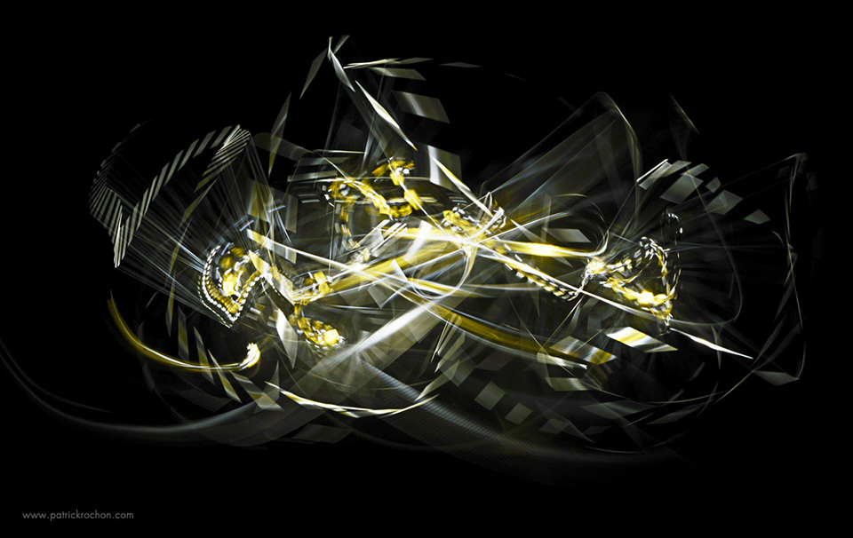 The Light Painting KATA by Patrick Rochon 2