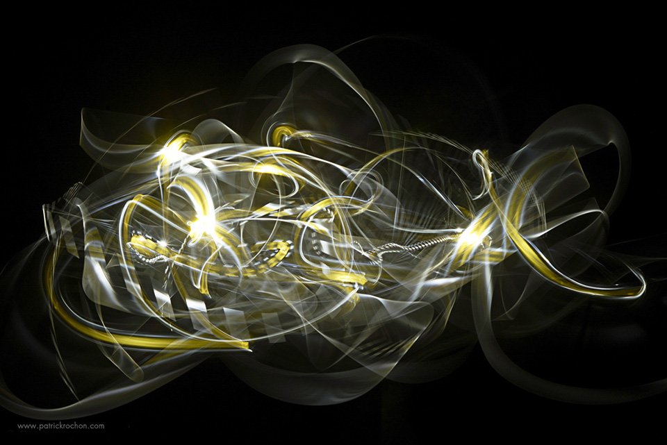 The Light Painting KATA by Patrick Rochon 3