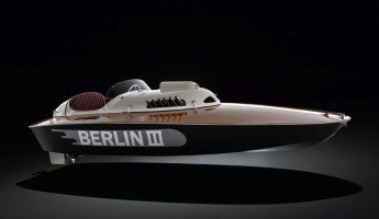 1950 Berlin III BMW Speedboat
