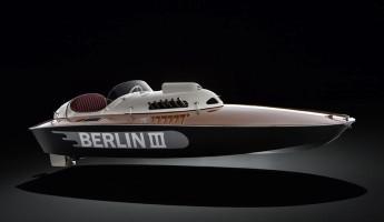 1950 Berlin III BMW Speedboat