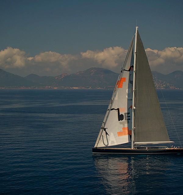Aglaia Sail Yacht by Vitters Shipyard 2