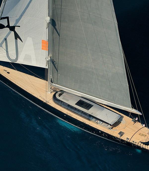 Aglaia Sail Yacht by Vitters Shipyard 3