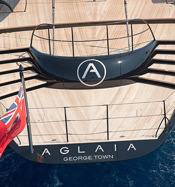 Aglaia Sail Yacht by Vitters Shipyard 4 600x641 Aglaia Sail Yacht by Vitters Shipyard