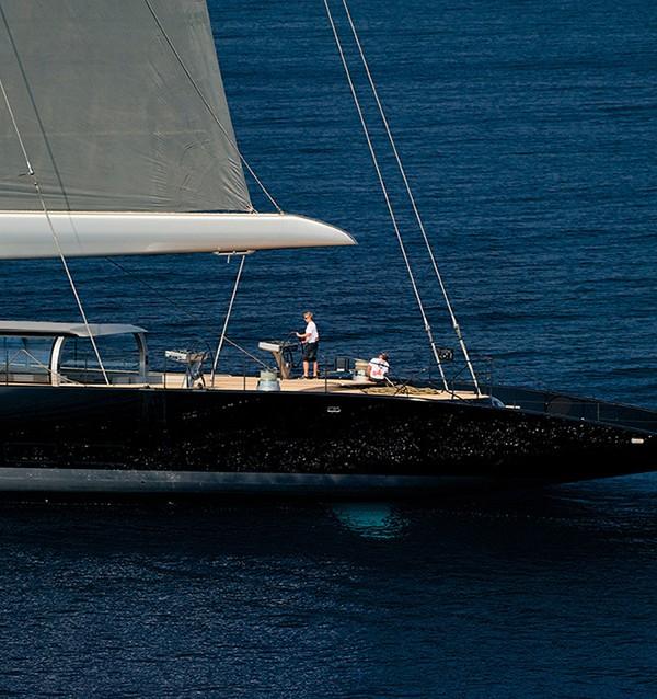 Aglaia Sail Yacht by Vitters Shipyard 6