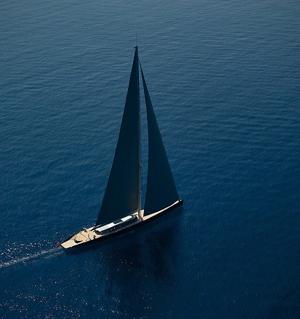 Aglaia Sail Yacht by Vitters Shipyard 9