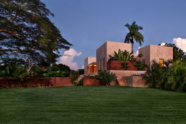 Bacoc Hacienda by Reyes Rios and Larrain Arquitectos 2