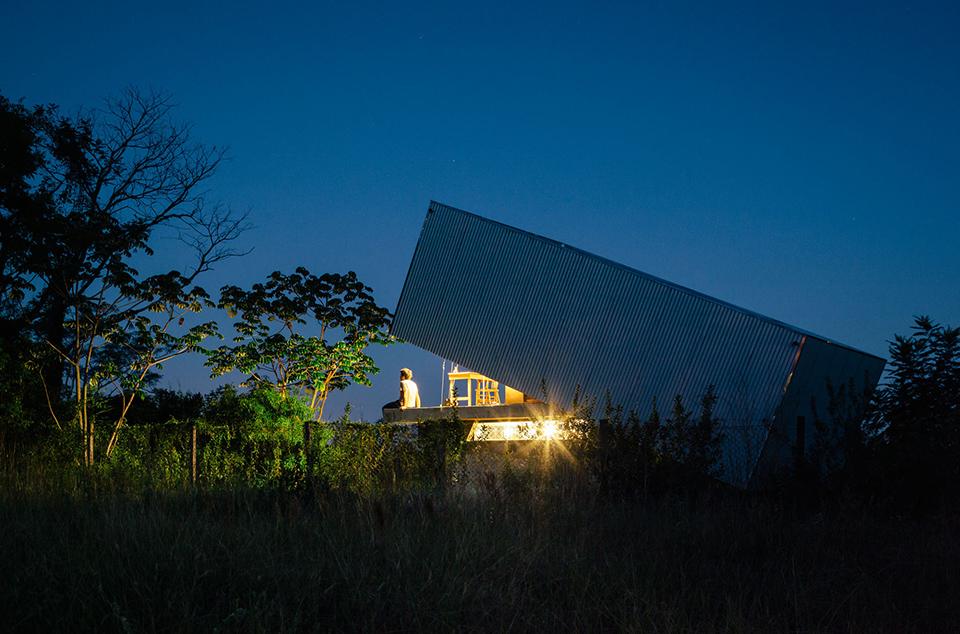 Caja Obscura – The Convertible House 4