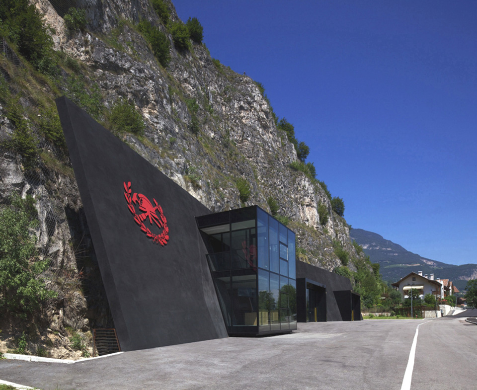 Cave Fire Station – Italy 3