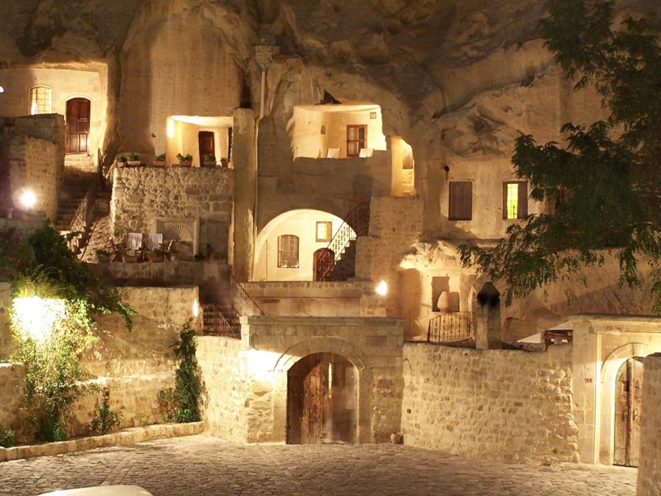 Cave Hotel – Turkey 1