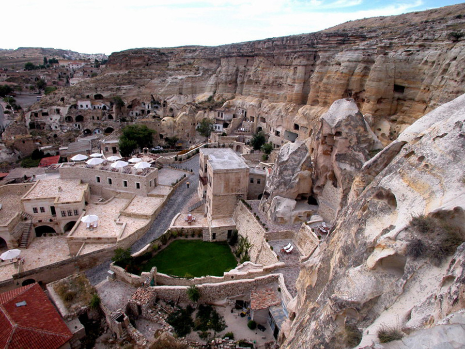 Cave Hotel – Turkey 2