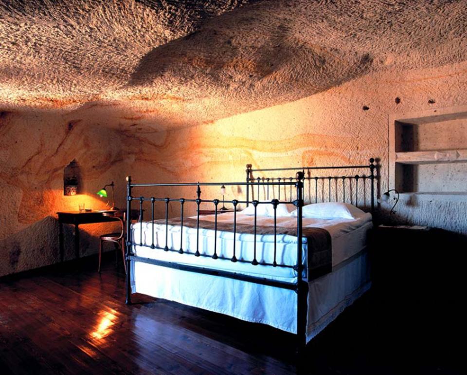 Cave Hotel – Turkey 3