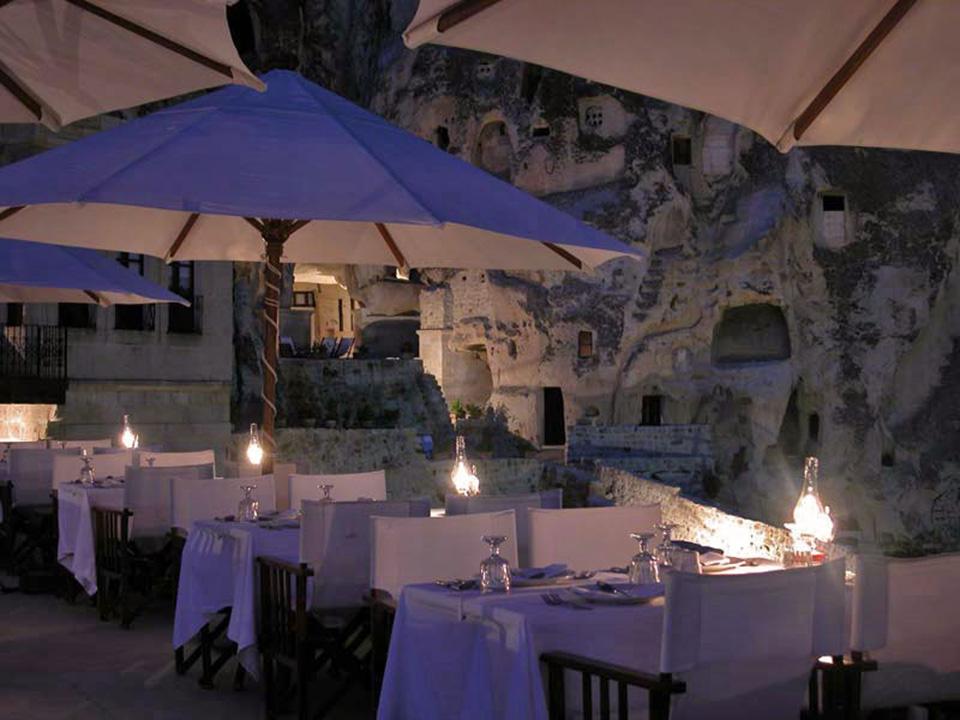 Cave Hotel – Turkey 6