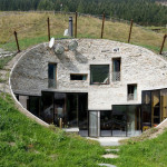 Cave House - Switzerland by CMA and SeARCH 3
