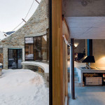 Cave House - Switzerland by CMA and SeARCH 6