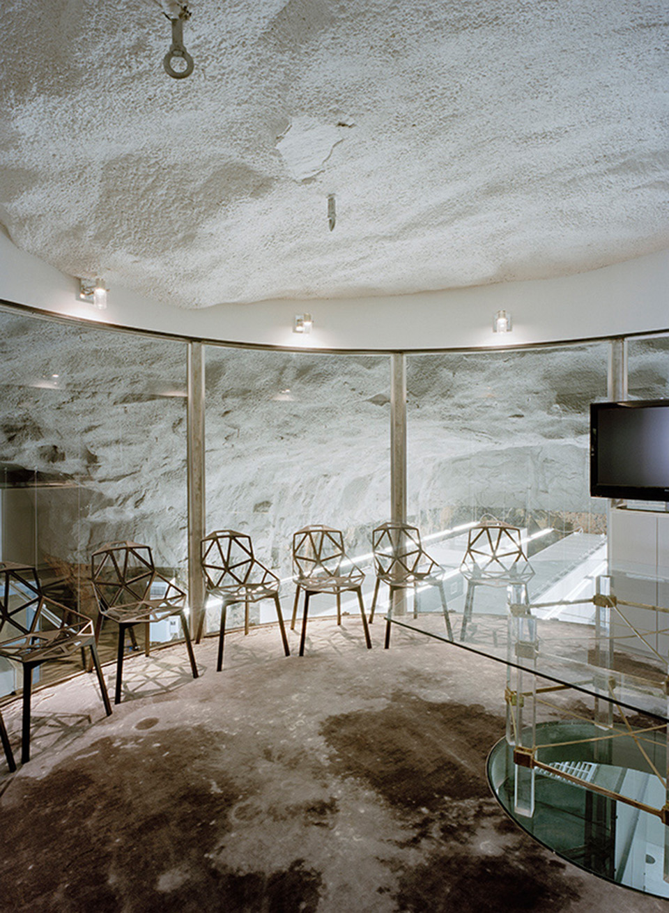 Cave Office – Sweden 3