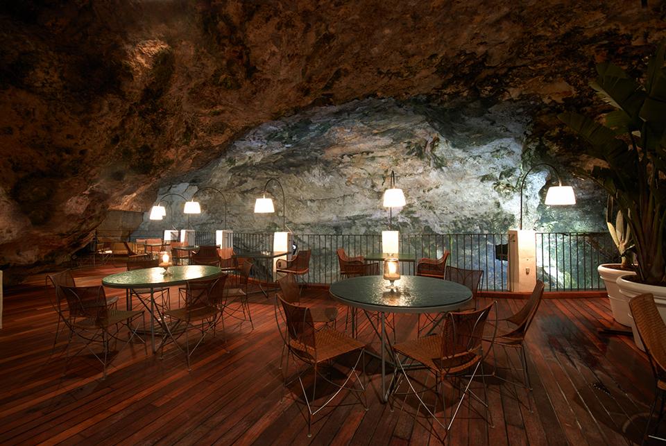 Cave Restaurant – Italy 2