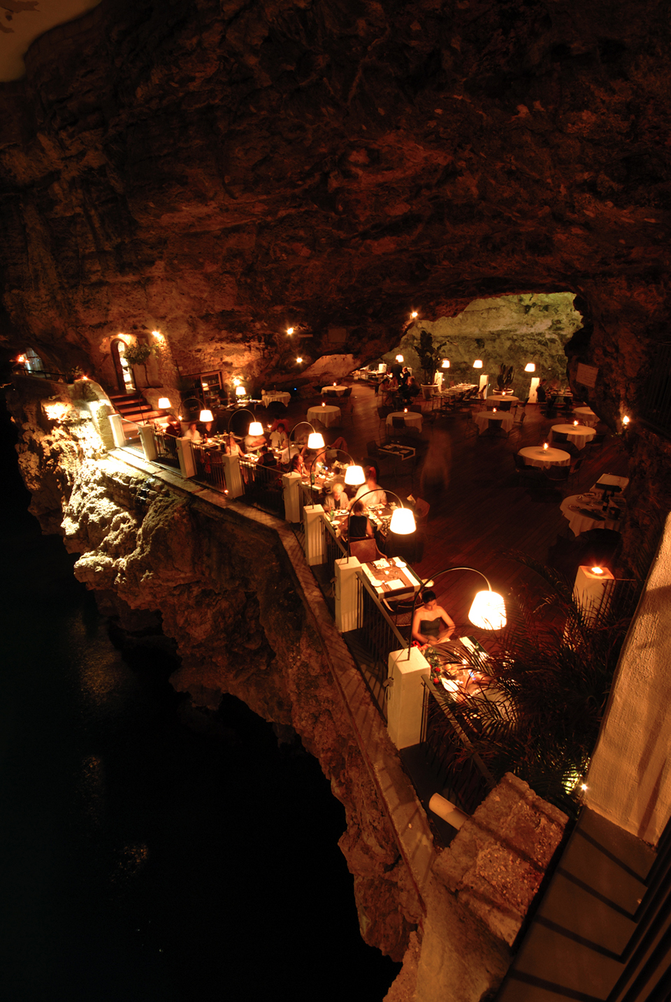 Cave Restaurant – Italy 3