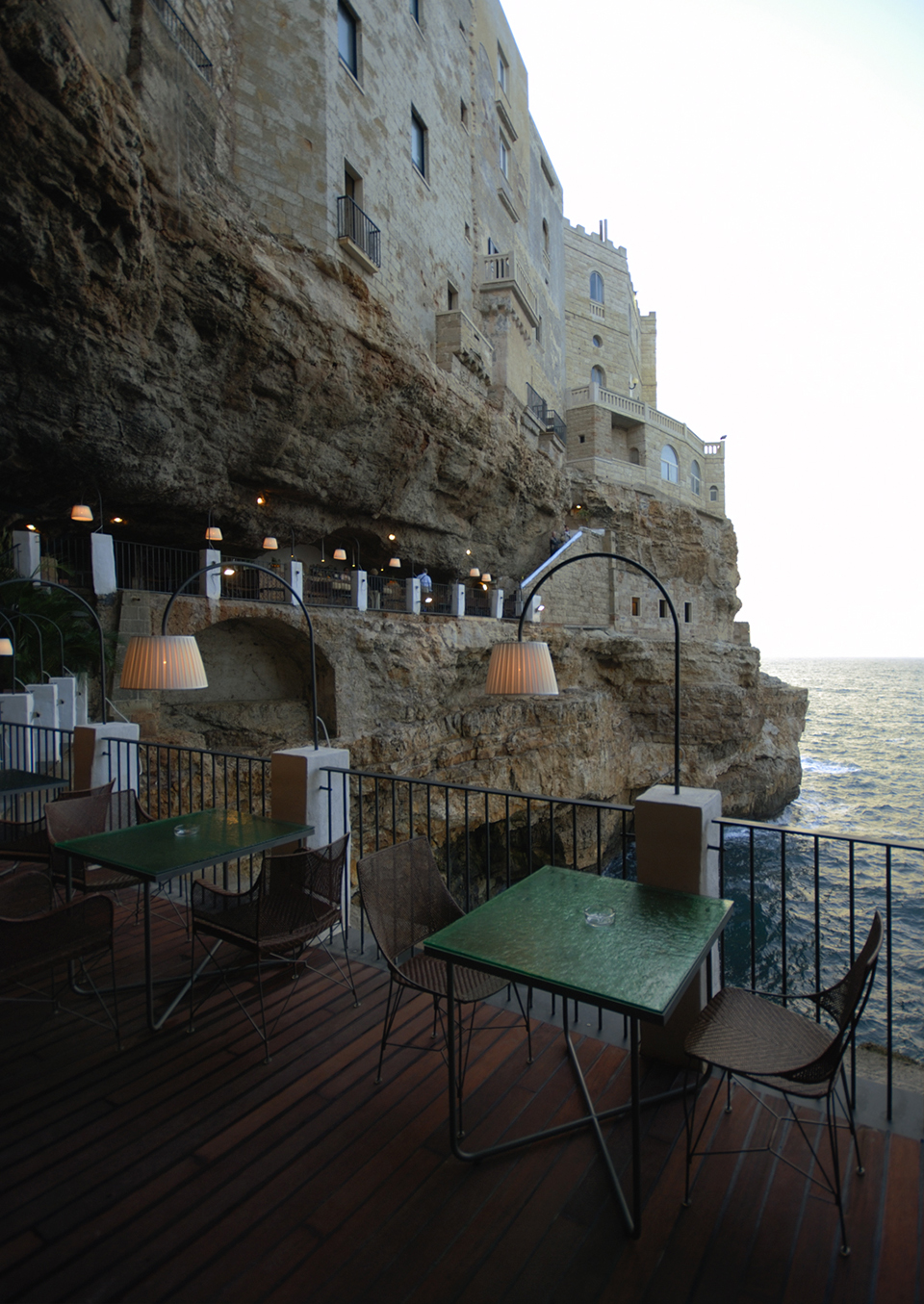Cave Restaurant – Italy 5