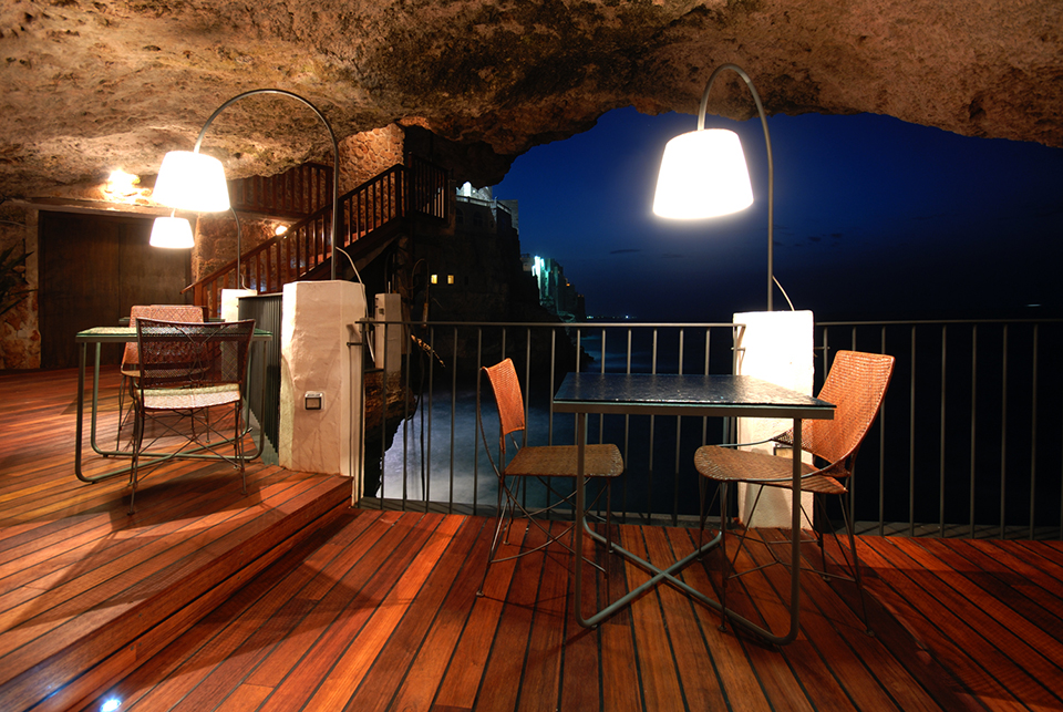 Cave Restaurant – Italy 6