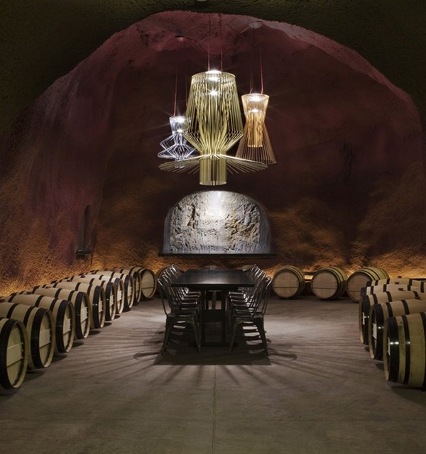 Cave Winery Merus 600x640 Underground Living: 10 Amazing Cave Homes, Hotels and More