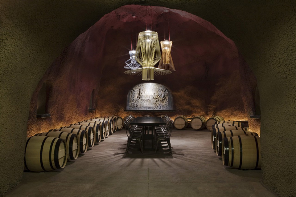 Cave Winery – Merus