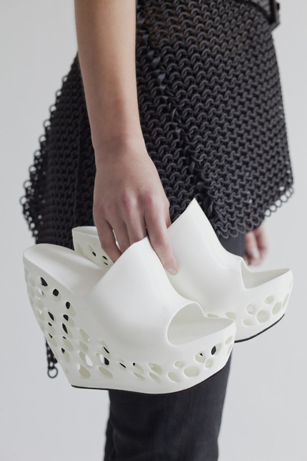 Cubify 3D Printed Shoes by Janne Kyttanen 4