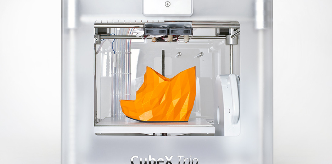 Cubify 3D Printed Shoes by Janne Kyttanen
