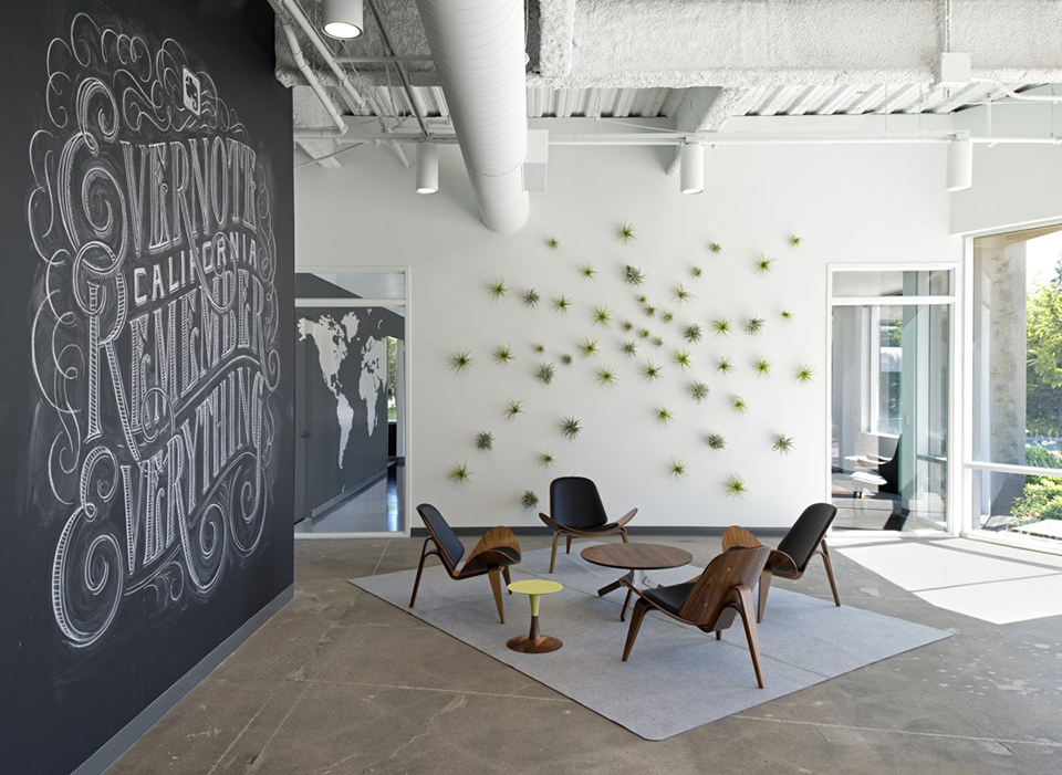 Evernote Office by Studio O+A 2
