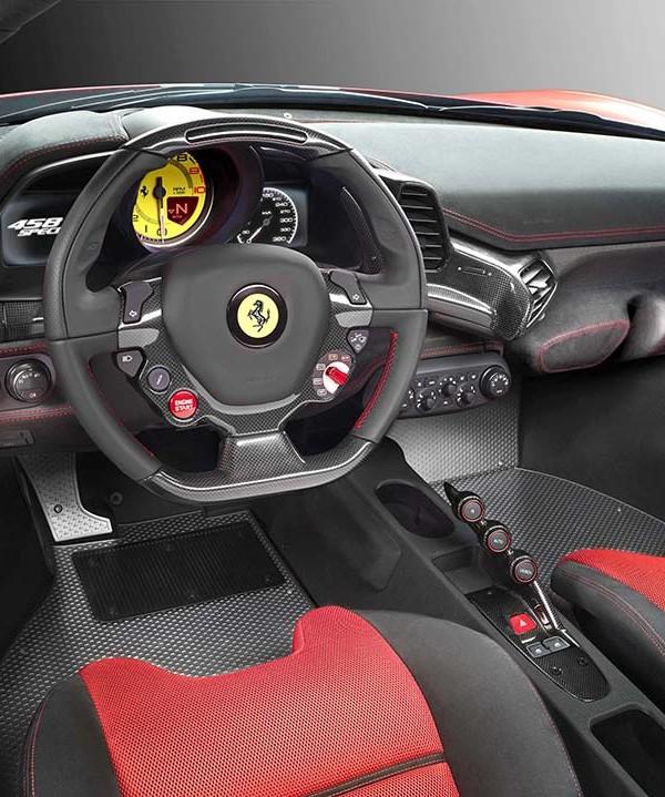 Ferrari 458 Speciale 6