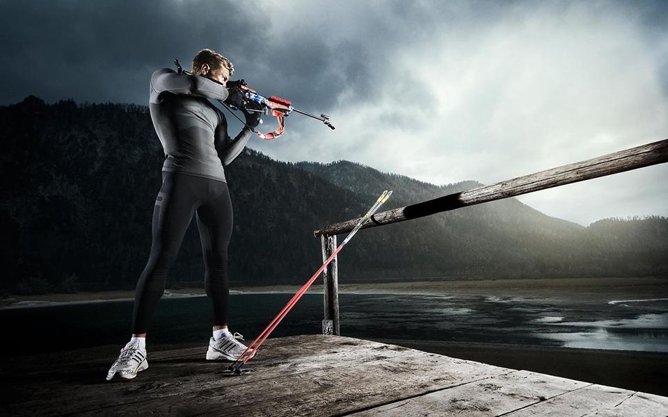 Fuse Biathlon Photo Series by Ronny Kiaulehn 2