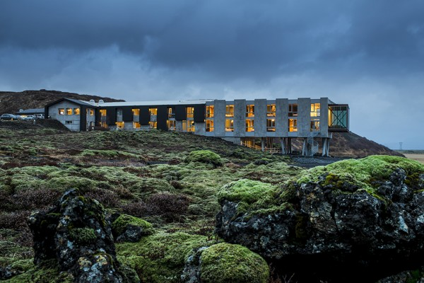 Ion Hotel Reykjavik 2 600x400 Ion Hotel   Iceland