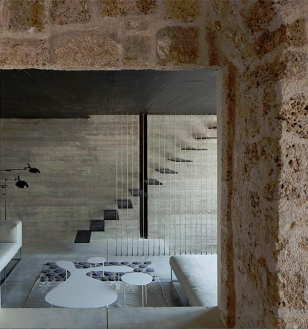 Jaffa House - Israel by Pitsou Kedem Architects 10