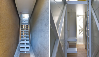 The World's Thinnest House – Keret House