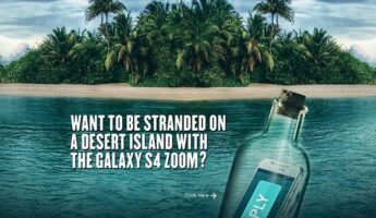 """Win Your Own Private Paradise Through Samsung's """"SOS Island"""""""