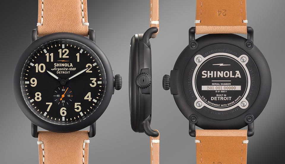 Shinola Runwell Watch 2