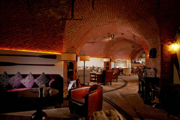Spitbank Fort Sea Hotel 11