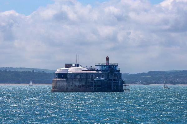 Spitbank Fort Sea Hotel 2