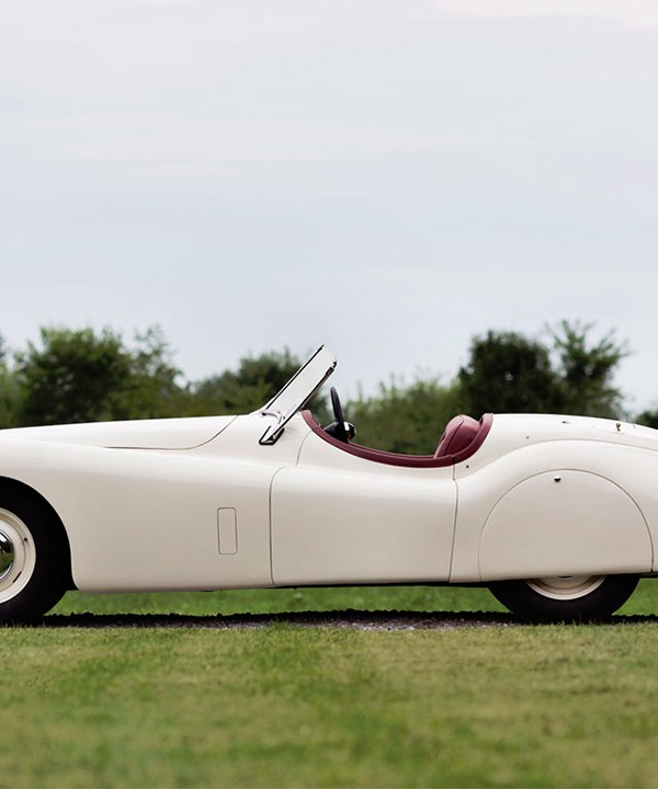 1951 Jaguar XK120 Roadster 5