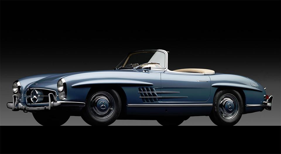 1960 Mercedes-Benz 300 SL Roadster 1