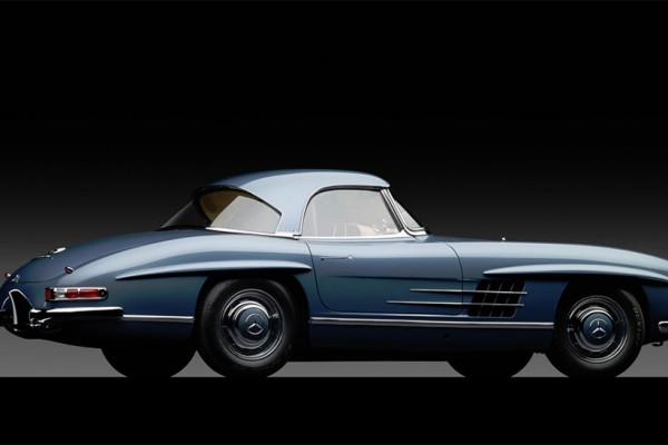 1960 Mercedes-Benz 300 SL Roadster 2