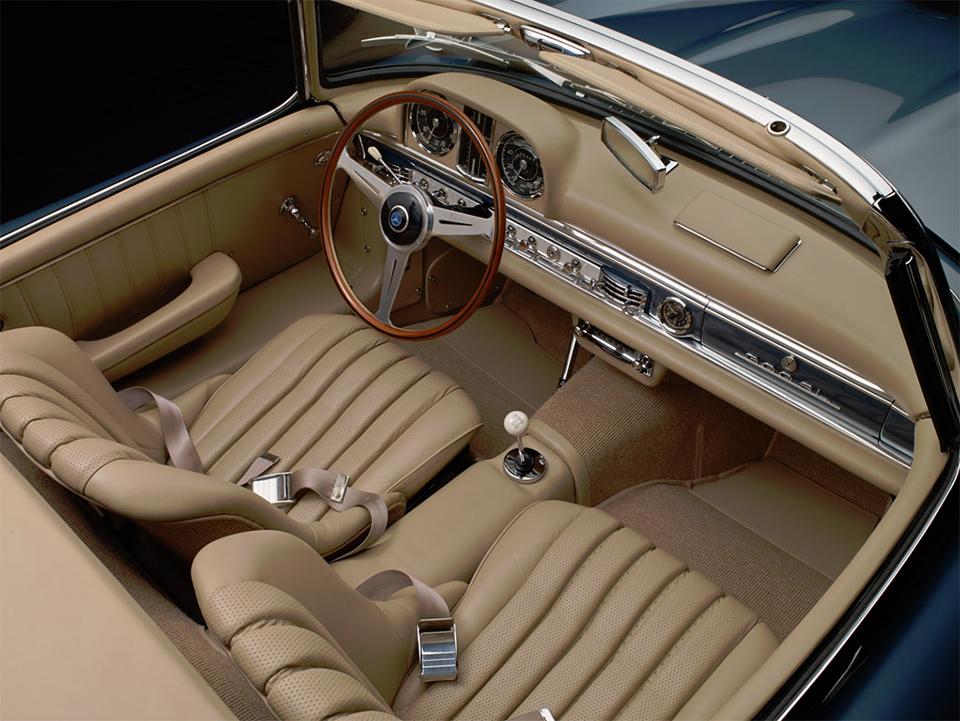 1960 Mercedes-Benz 300 SL Roadster 3