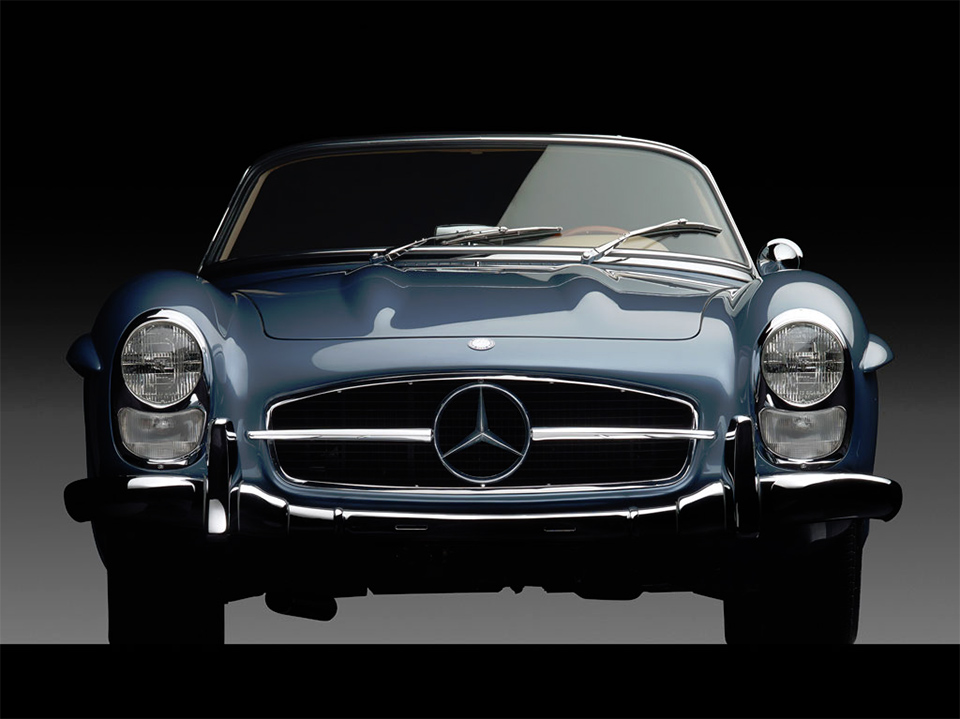 1960 Mercedes-Benz 300 SL Roadster 4